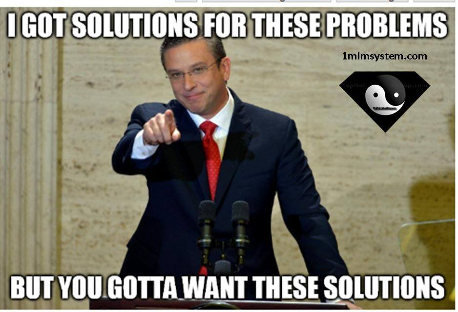 Solutions For Problems
