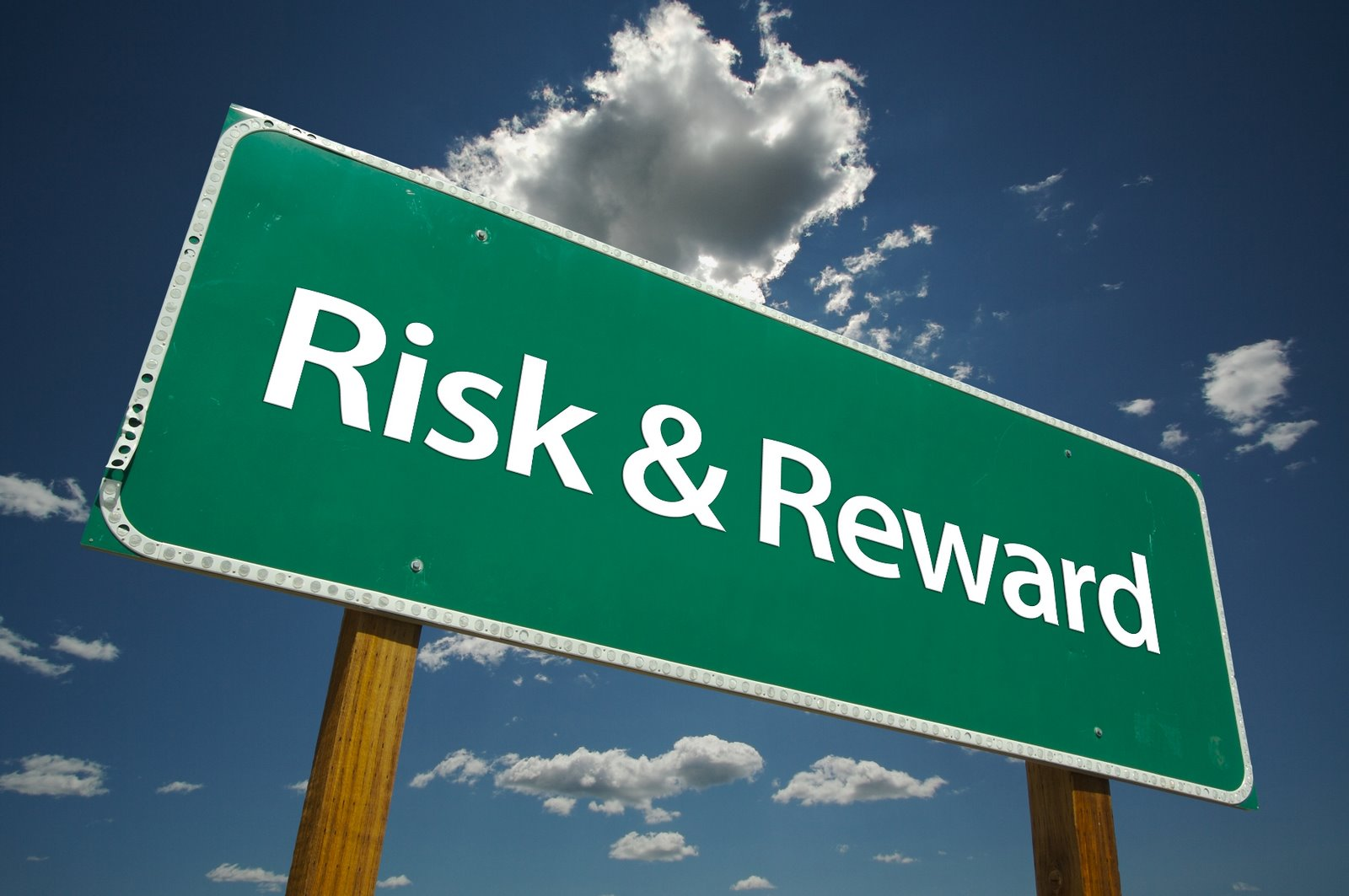 solutions to economic challenges involve risk and reward